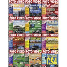 Digital Foto Video rocznik 2008