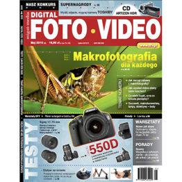 Digital Foto Video maj 2010