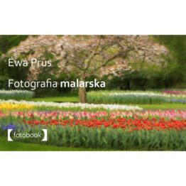 Ewa Prus, Fotografia malarska, poradnik edycji zdjęć, efekt malarski, fotobook